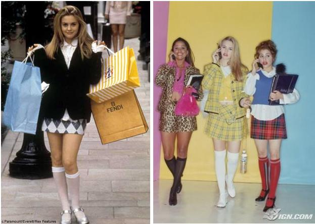 Alicia Silverstone Seasons Of Fashion