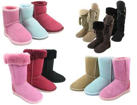 UGG boots | Seasons of Fashion