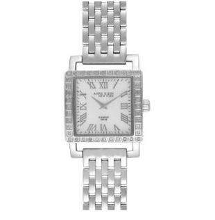 Silver Watch by Anne Klein