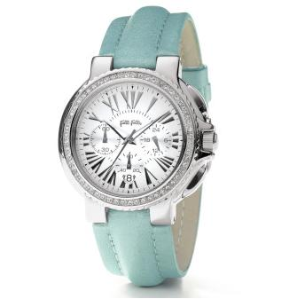 Watch, Turquoise from Folli Follie
