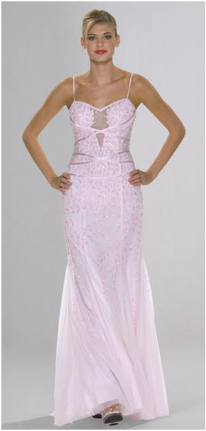 Sean Collection prom dress