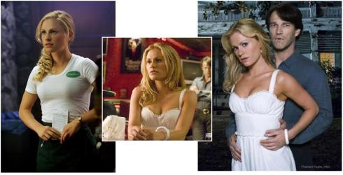 Sookie Stackhouse White outfits