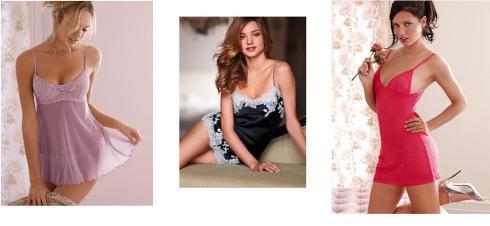 Victoria's Secret Slips