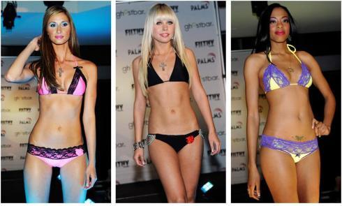 JWoww filthy couture, bikinis