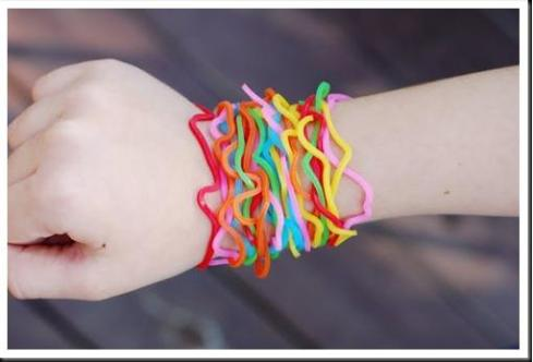 silly bandz, animal rubber bands