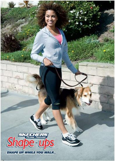 skechers shape ups ad