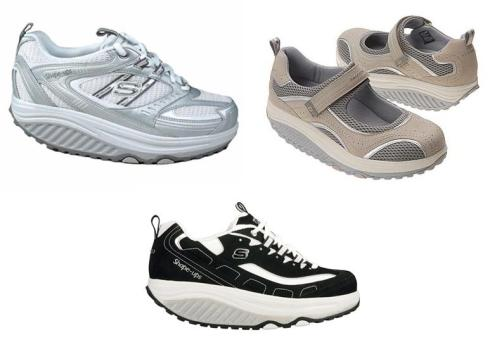 skechers shape ups different styles