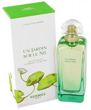 Hermes un jardin sur le nil parfume